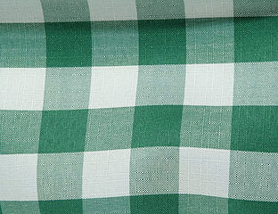 Check Green/White