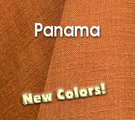 Panama new colors